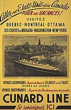 Cunard Line.