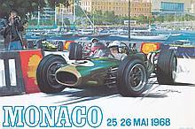 Monaco 1968. 1968