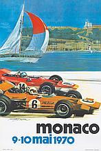 Monaco / 9-10 mai 1970. 1970