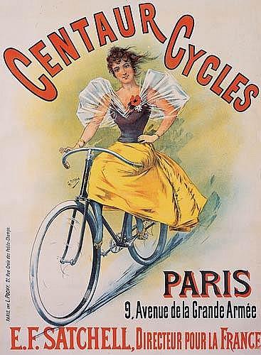 Centaur Cycles.