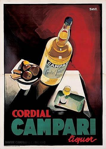 Cordial Campari.