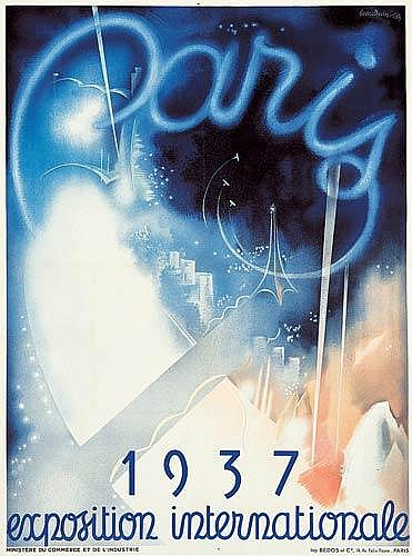 Paris 1937/Exposition Internationale.