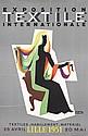 Original 1950s PAUL COLIN Textile Expo Poster Plakat