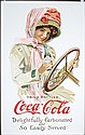 Original 1980s Coca Cola Limited Edition Poster