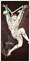 Huge Original French Poster Filver Jean D´Ylen, Jean