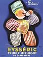 Amusing French Advertising Poster PLakat Primo Bellenge, Pierre Bellenger, Click for value