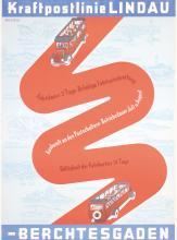 Originaman Travel Poster Berchtesgaden
