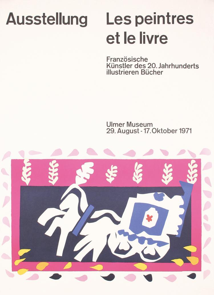2 original 1970s art posters picasso 1 for Art minimal livre