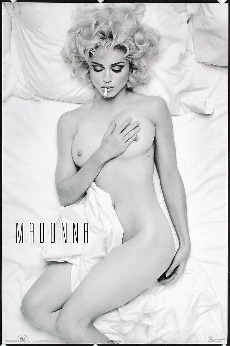 Madonna nude, topless pictures, playboy photos, sex scene uncensored