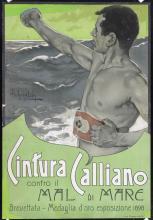 Original Vintage 1890s ADOLFO HOHENSTEIN Poster
