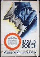 3 Original 1920s/1930s Vintage German Posters News +