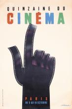 Original 1950s French Advertising Poster GRG Jacquelin