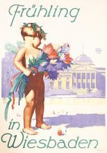 Original 1920s German Travel Poster SUCHODOLSKI