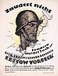 Original German World War I Propaganda Poster 1919, Otto Arpke, Click for value