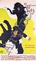 RARE ORIG 1920s German Variete Theater Poster KREIBIG, Erwin
