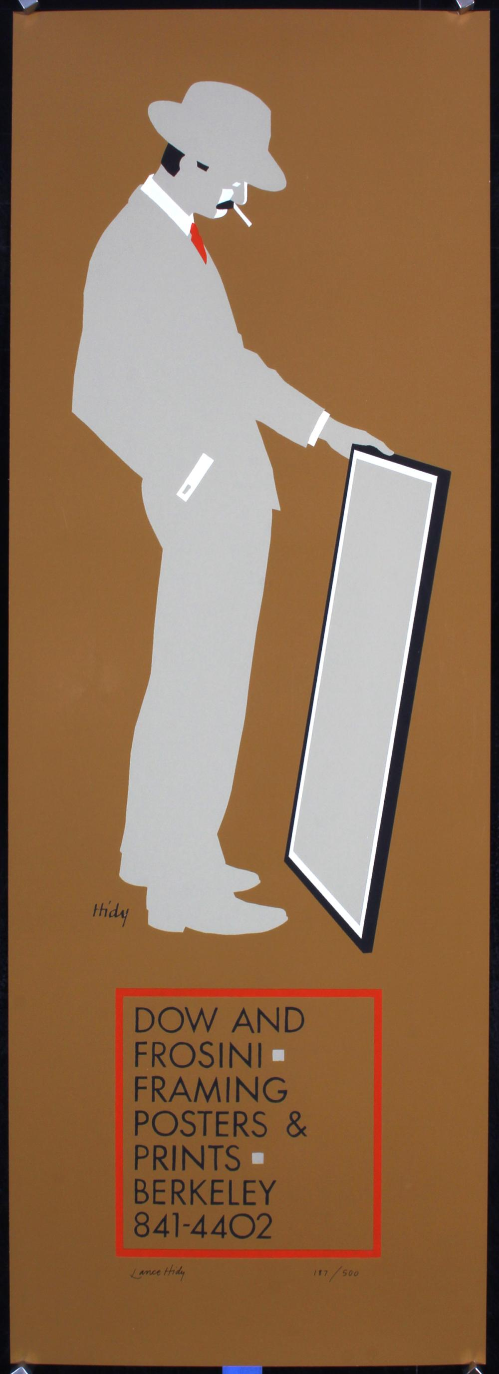 Lance Hidy original Poster