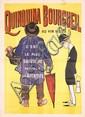 Original 1910s/20s French Quinquina Wine Poster