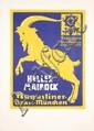 Original 1930s/50s German Beer Poster Munich