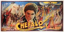 CHEFALO (RAFFAELE CHEFALO). Chefalo Magician and Illusionist.