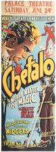 Chefalo (Raffaele Chefalo). Chefalo. Merry Master of Magic.