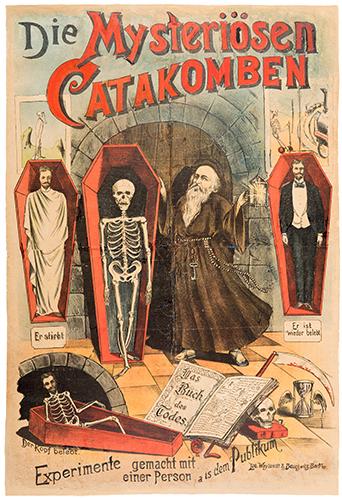 Die Mysteriösen Catakomben.
