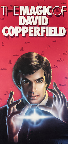 COPPERFIELD, DAVID. The Magic of David Copperfield.