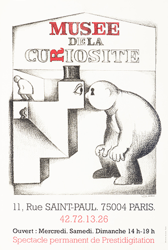 [FRENCH] Eight French Magic Show Posters.
