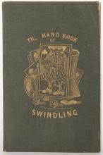 [Jerrold, Douglas] The Hand Book of Swindling.