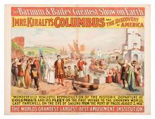 The Barnum & Bailey Greatest Show on Earth. Imre KiralfyÍs Columbus.