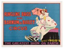 Ringling Bros. and Barnum & Bailey Circus. Felix Adler.