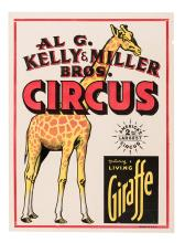 Al G. Kelly & Miller Bros. Circus.