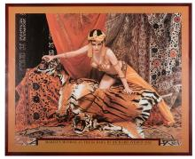 Marilyn Monroe as ñTheda Baraî Poster.
