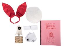 A Vintage Official Playboy Bunny Outfit.