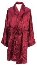 Hugh Hefner Comedy Central Friars Club Roast Silk Robe.