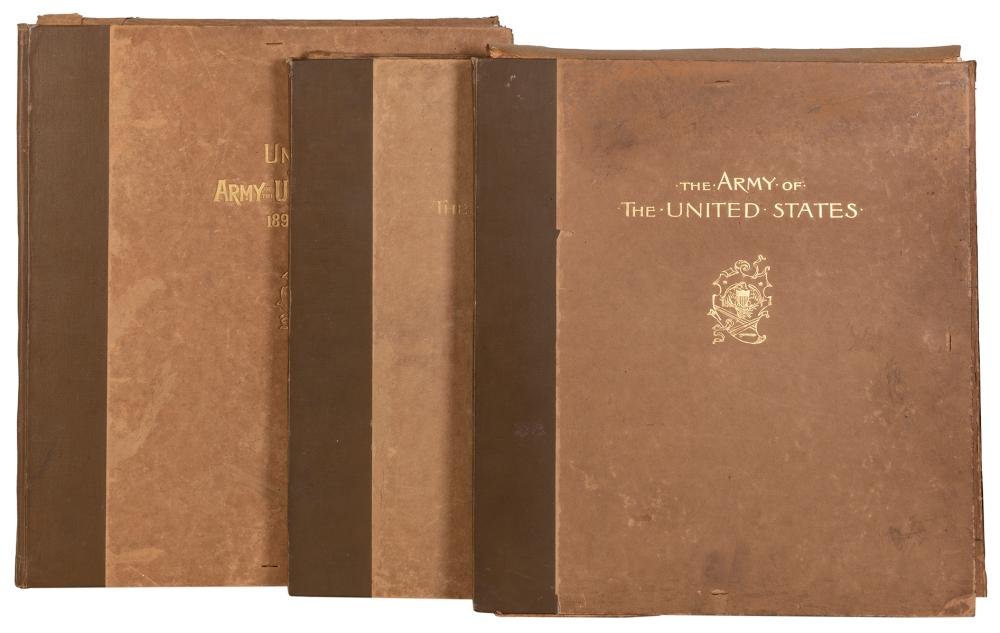 OGDEN, H.A., ILLUSTRATOR. –– NELSON, HENRY LOOMIS. THE ARMY...