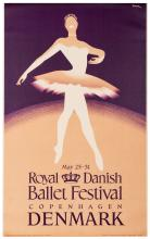 Thelander, Henry (1902–1986). Royal Danish Ballet Festival ...