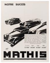 Jacquelin, Jean (1905–1989). Mathis. Paris: Gennevilliers, ...