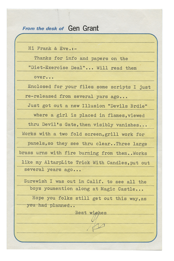 Csuri, Frank. The Csuri Notes [Original Typescripts]. Lot 85