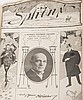 The Sphinx. William Hilliar, et al. Monthly. V1 N1 (Mar. 1902) _ V42 N12 (February 1944). Walter GibsonÍs File, bearing his numerous bookmarks, some with notes and annotations. Original issues, including covers, bound in 31 matching red cloth