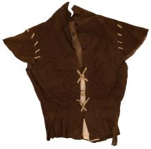 """Mala Powers Tunic From """"Rose of Cimmarron."""""""