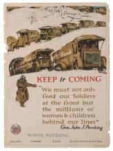 Illian, George (1894-1932). Keep it Coming. Circa 1917.