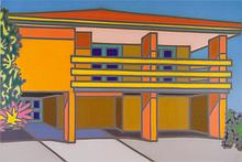 HOWARD ARKLEY  (1951 - ) Offset Lithograph Print