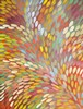 GLORIA PETYARRE  (1946 - ) Signed Acrylic on Canvas Bush Medicine Leaves 201cm x 152cm  Signed: Verso  Can be Hung Horizontally or Vertically - Stunning , Gloria Petyarre, AUD1,500