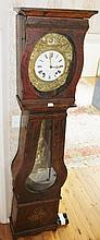 19th Century French Long Cased Clock H225cm