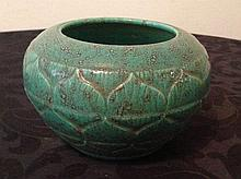 Chinese Porcelain Green Bowl