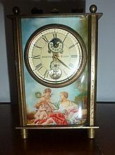 A Beautiful Carriage Clock With 18th Century