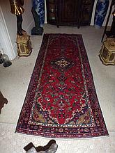Persian Style Hall Runner Length 282cm Length x