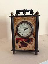 A Beautiful French Style Carriage Clock With 18th