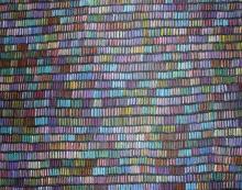 Patricia Kamara acrylic on canvas 218cm x 193cm