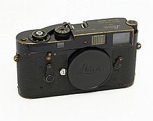 Leica M2 Black Paint
